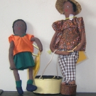 Caribbean, Trinidad: Dolls