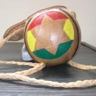 India: Coconut handbag