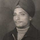 Mohindra Chowdhry aged 20 in 1961