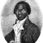 Portrait of Olaudah Equiano (c.1745-1797), a former Nigerian slave who earned his freedom in the Americas and moved to England where he became famous as a writer supporting the anti-slavery cause. England, circa 1790 (Copyright, ASI)