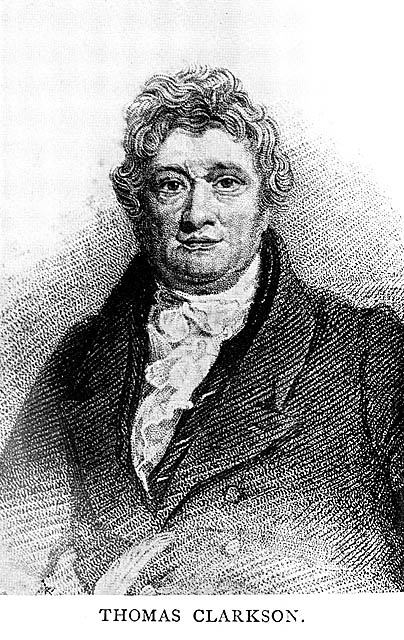 thomas clarksons essay on the slave trade Thomas clarkson free books for your kindle, tablet, ipad, pc or mobile  essay 31/12/13  so early as when the abolition of the slave trade was first .