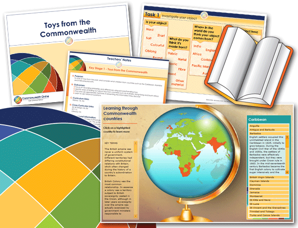 Commonwealth Online Learning and Teaching resources